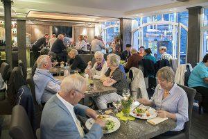 Hirsch Restaurant Langenberg Gäste